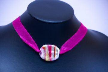 Collier Caramello Rose