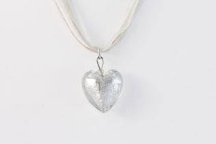 Pendentif Coeur Argent
