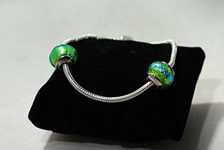 Bracelet Plaqué Argent