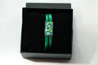 Bracelet Cloe Vert