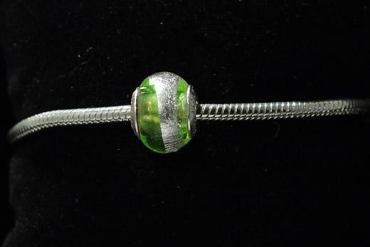 Perle Ronde Vert Mélèze